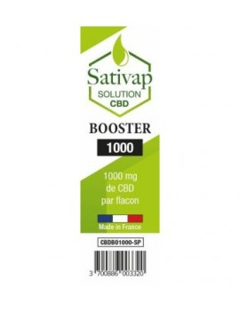 SATIVAP CBD BOOSTER 1000mg