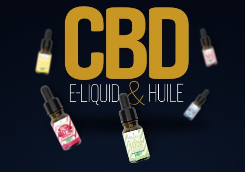 E-liquid & huiles